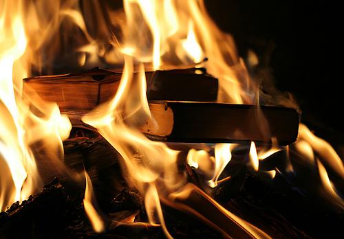 book-burning