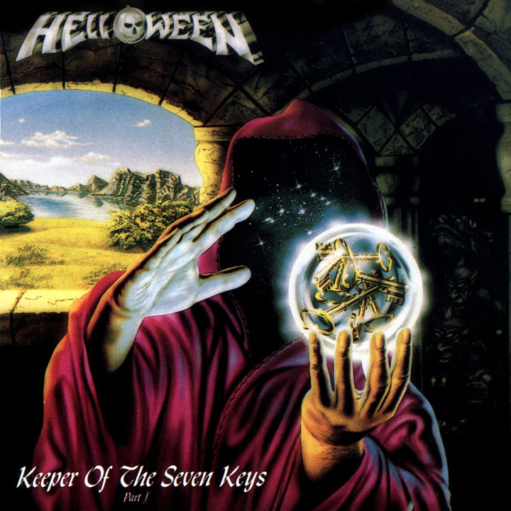 Helloween - Keeper Of The Seven Keys 1 - Front